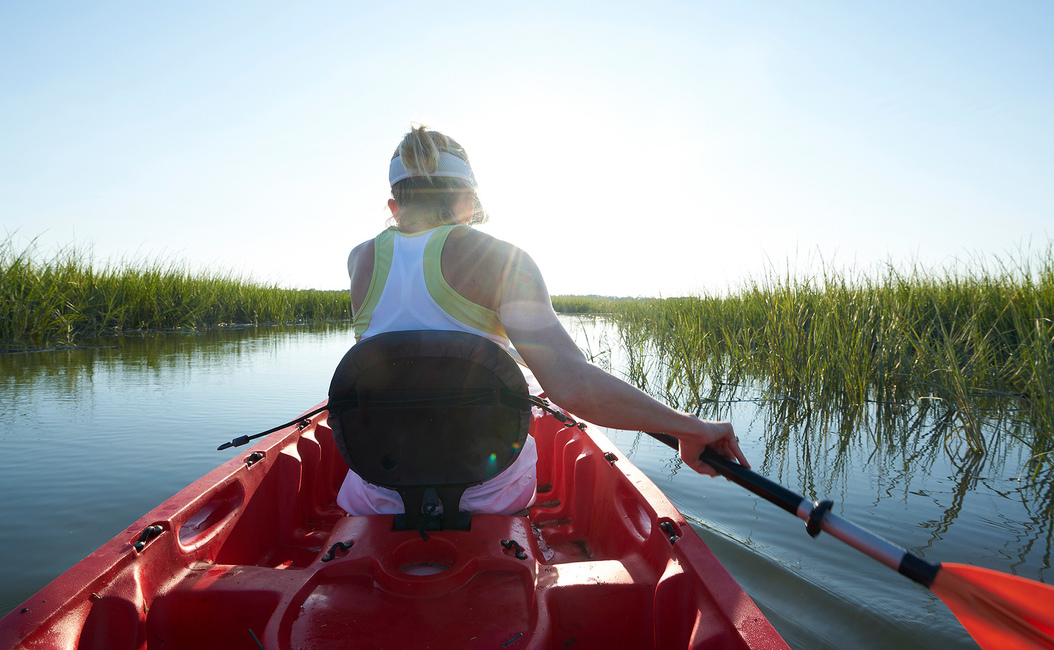 Lifestyle: Kayaking - Dutch Island, GA