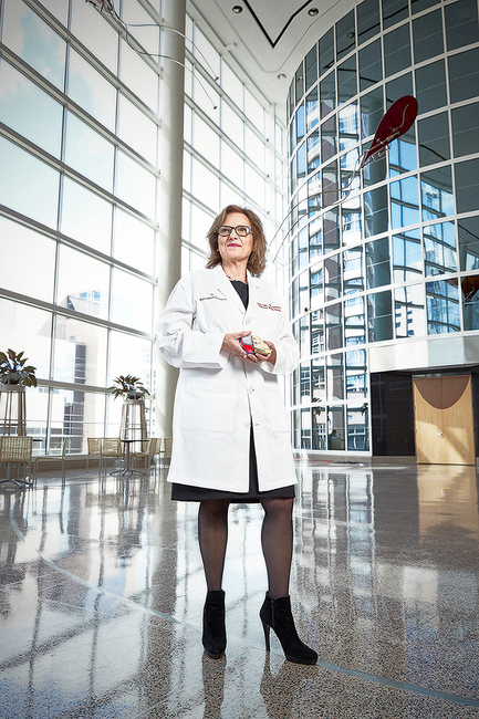 Dr Doris Taylor - Texas Heart Institute