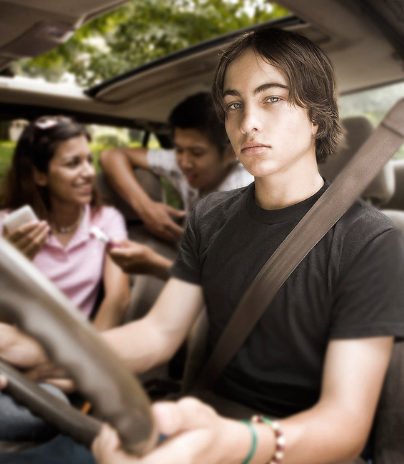 Allstate Safe Teen Driving Campaign