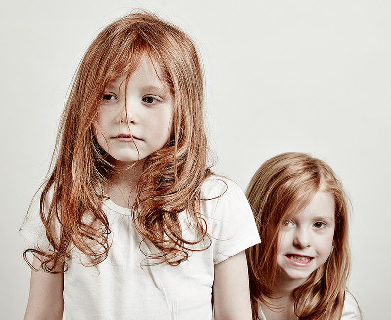 Annabelle and Finley - The Redhead Project
